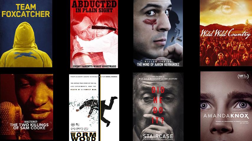 The 20 Best True Crime Documentaries on Netflix