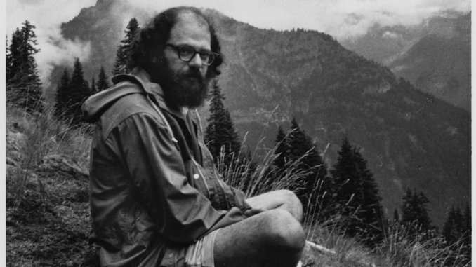 Allen Ginsberg Put the Beat in Rock 'n' Roll (Beat Poetry, That Is)