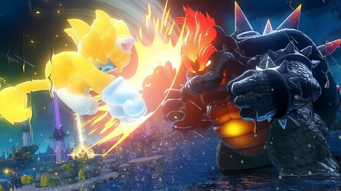 <i>Super Mario 3D World + Bowser's Fury</i> Brings Together Mario's Past and Future