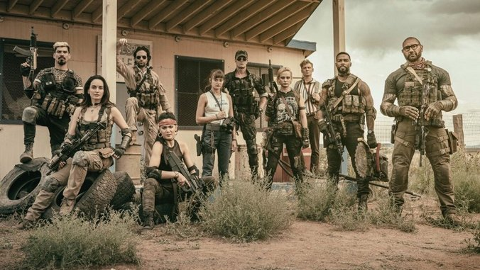 Zombies Meet <i>Ocean's 11</i> in First Teaser for Zack Snyder's Undead Heist <i>Army of the Dead</i>