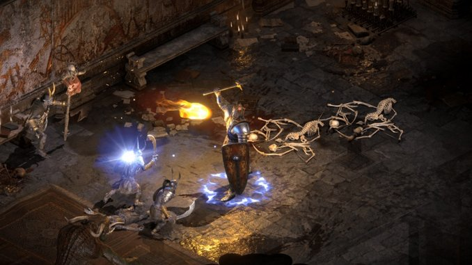 The <i>Diablo II</i> Remaster's Inventory System Update Will Change Everything