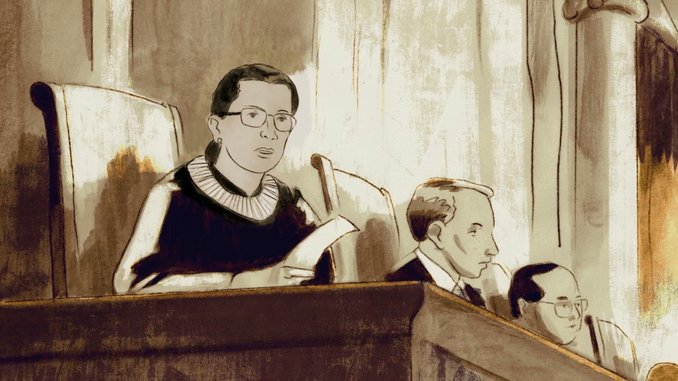 <I>Ruth</i> Documentary May Not Be Necessary, but It's Nice to Hear <i>Justice Ginsburg in Her Own Words</i>