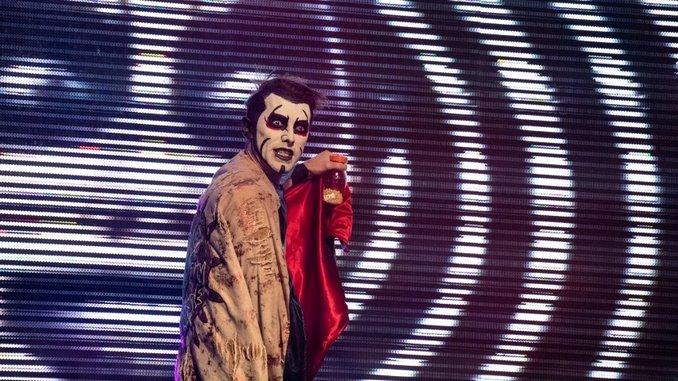Meet Danhausen: The Very Evil Wrestler That the Internet Loves
