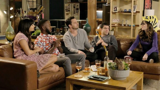The 15 Best <I>New Girl</I> Quotes