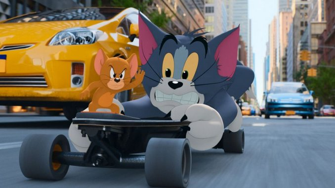 <i>Tom and Jerry</i>'s Animated Charm Is Constrained by the Real World