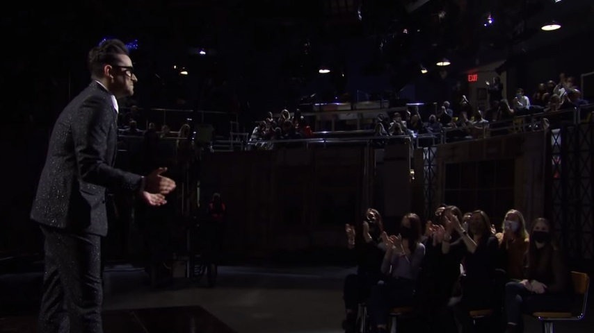 Just A Quick Reminder That <i>SNL</i> Is Paying Its Audience To be There