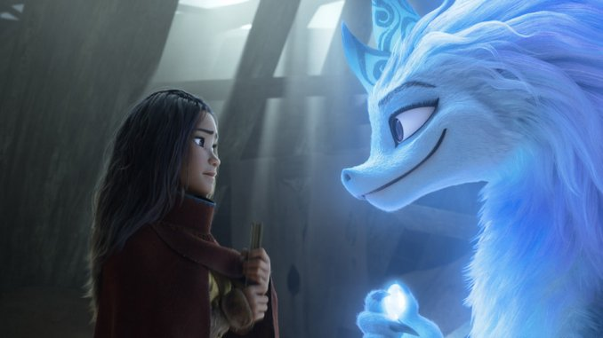 <I>Raya and the Last Dragon</i>'s Exciting, Mature Action-Adventure Is Vibrant Magic