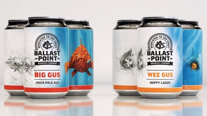 "Ballast Point's New ""Clear Hazy IPA"": Marketing So Stupid, It Sounds like Satire"