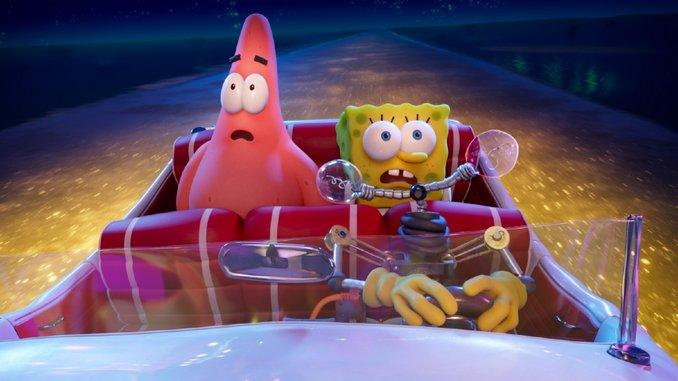 <i>The SpongeBob Movie: Sponge on the Run</i> Boasts New SpongeBob Look, Same SpongeBob Silliness