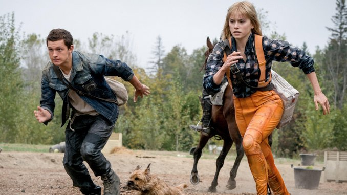 Will <I>Chaos Walking</I> Live up to the Urgency of the Novels?