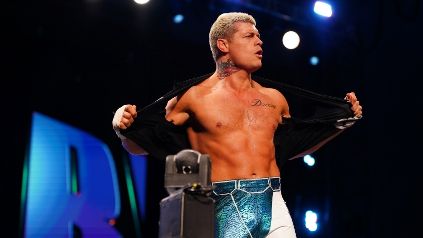 Cody Rhodes Discusses His Match with Shaquille O'Neal, AEW's Next PPV, NXT's Move, and More
