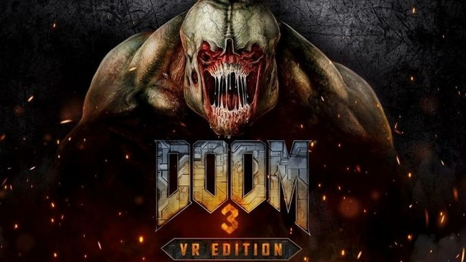 <i>Doom 3</i> Is Coming to PlayStation VR