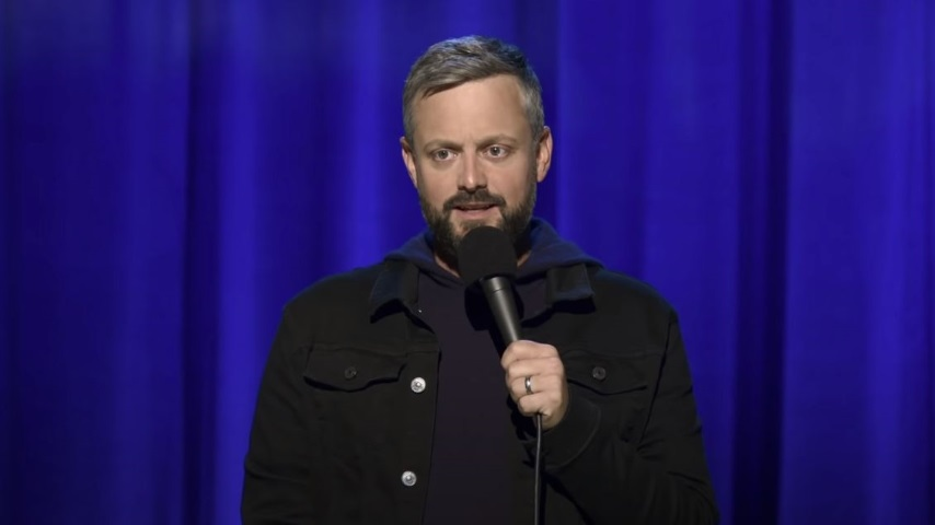 Here's a Trailer for Nate Bargatze's New Netflix Stand-up Special