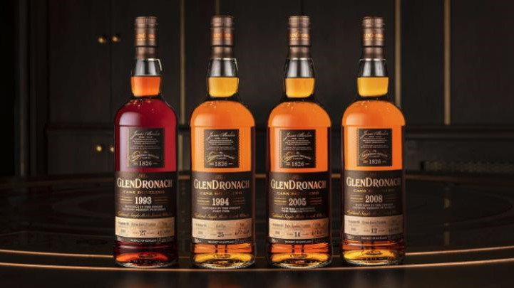 Tasting: Four Single Malts from The GlenDronach Cask Bottling Batch 18