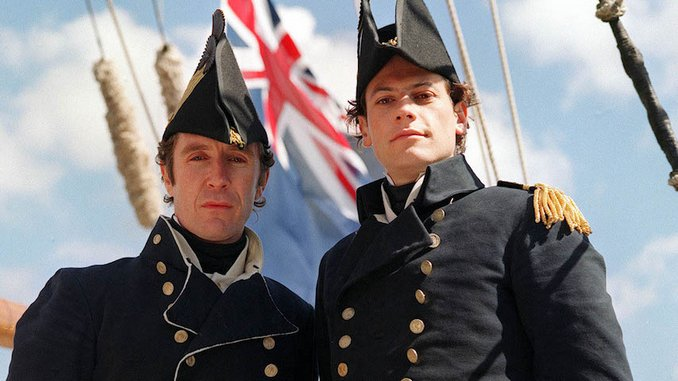 To All Streaming Services: Pick Up <i>Hornblower</i>, You Cowards, You Fools