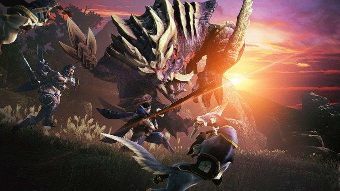 <i>Monster Hunter Rise</i> Sells 4 Million Copies
