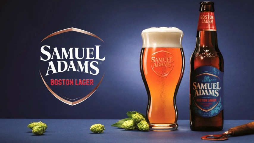 """Sam Adams Has Been Testing a """"Remastered"""" Boston Lager Recipe in New York"""