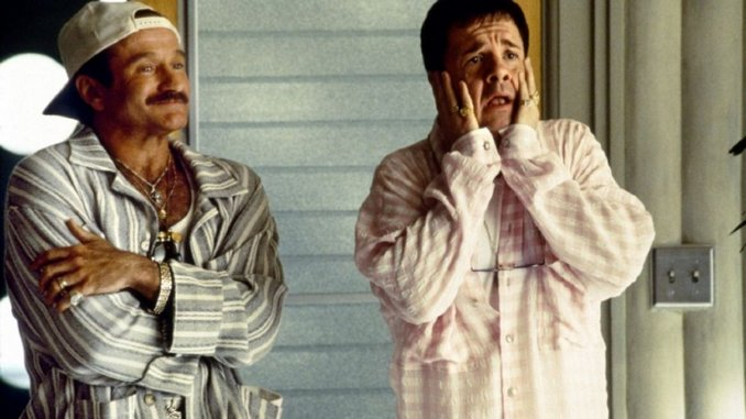 What <I>The Birdcage</I>'s Grand Gay Comedy Tells Us about Family 25 Years Later