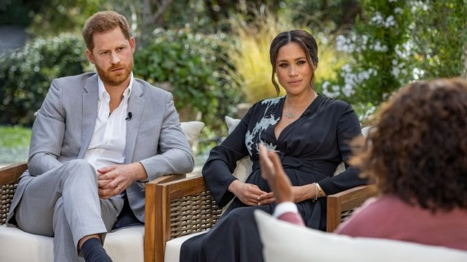 The Best Memes from Oprah's Interview with Meghan Markle and Prince Harry
