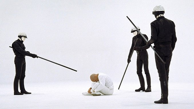 <i>THX 1138</i> Is Actually George Lucas&#8217; Best Film