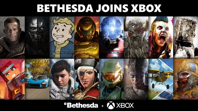 20 Bethesda Games Coming to Xbox Game Pass Tomorrow, Including Doom, Fallout, and More
