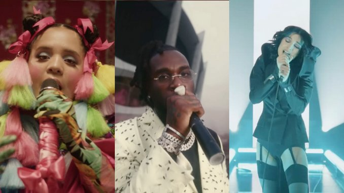 Watch Lido Pimienta, Burna Boy, Poppy and More Perform During Grammys Premiere Ceremony
