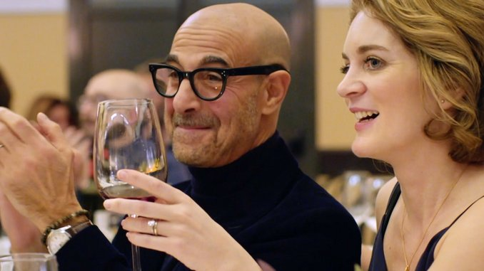 Stanley Tucci's Travel Series, <I>Searching for Italy</I>, Is a Mediterranean Masterpiece