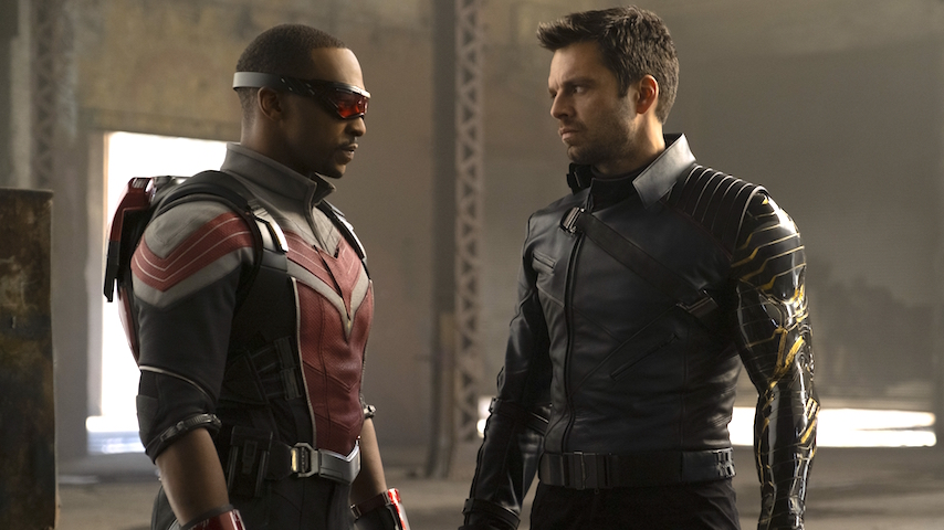 <i>The Falcon and the Winter Soldier</i> Premiere: Marvel's <i>Call of Duty</i>