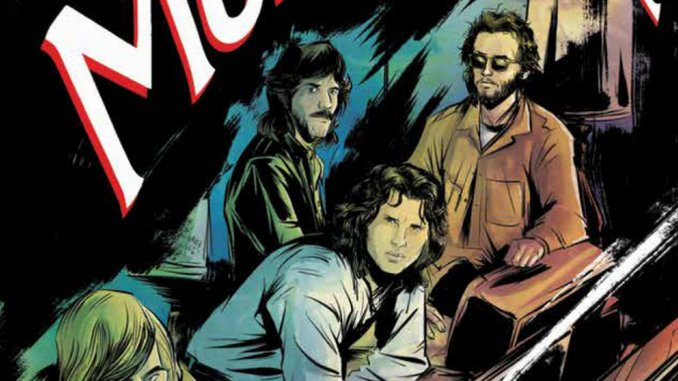 Exclusive Preview: Leah Moore's <i>Morrison Hotel</i> Blends the Lore & Reality of The Doors