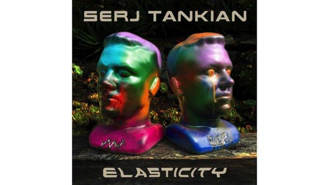 Serj Tankian's <i>Elasticity</i> EP (Mostly) Scratches the SOAD Itch