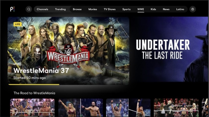 WWE Network Has Launched on Peacock. What's There Now, and What's Missing?