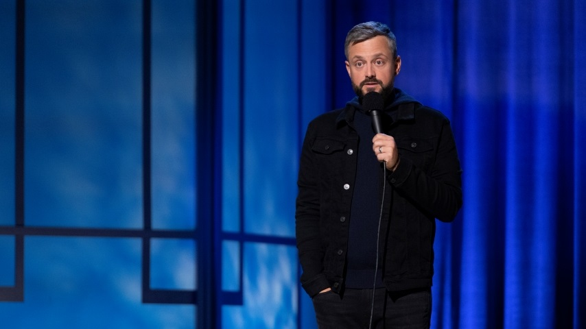 Nate Bargatze's <i>The Greatest Average American</i> Is Destined to Be a Pandemic-Era Time Capsule