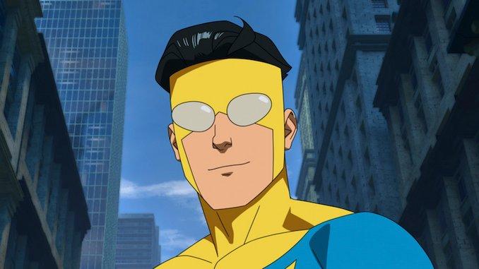 <I>Invincible</I> Takes Flight: Steven Yeun, J.K. Simmons, and More Detail Kirkman's New Superhero Series