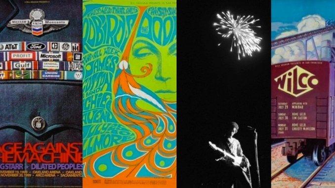 The 10 Best Rock Concert Posters