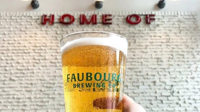 New Orleans' 114-Year-Old Dixie Beer Relaunches as Faubourg Brewing Company