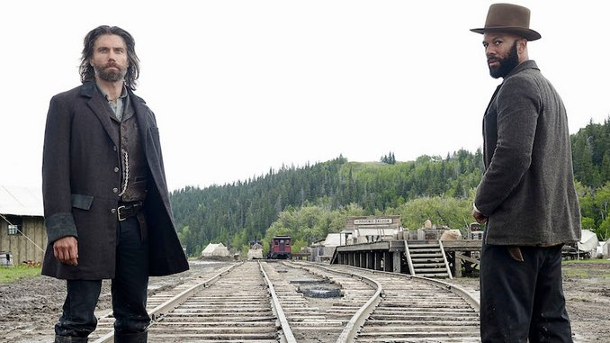 TV Rewind: AMC's <I>Hell on Wheels</i> and Our Need for More American Period Pieces