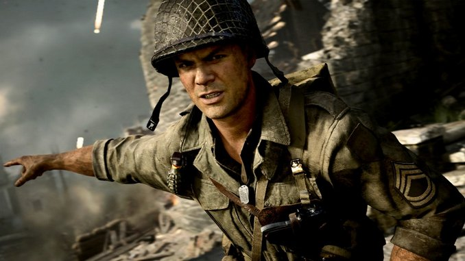 Report: Call of Duty Once Again Hears the Call of World War II