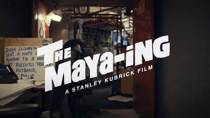 Maya Rudolph and Tina Fey Star in an <i>SNL</i>-Themed Parody of <i>The Shining</i>