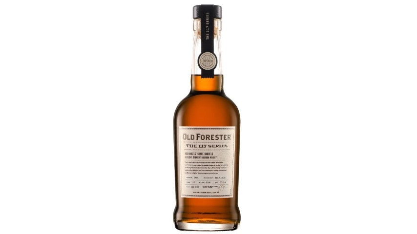 Old Forester 117 Series: High Angels' Share Bourbon Review