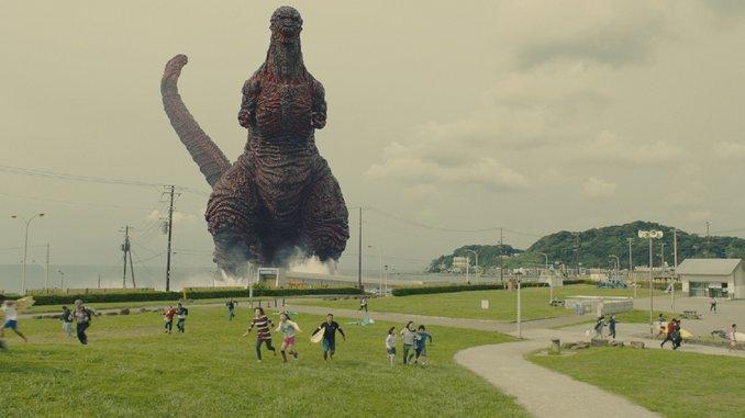 <i>Shin Godzilla</i> Captured the Terror of the Original, Six Decades Later