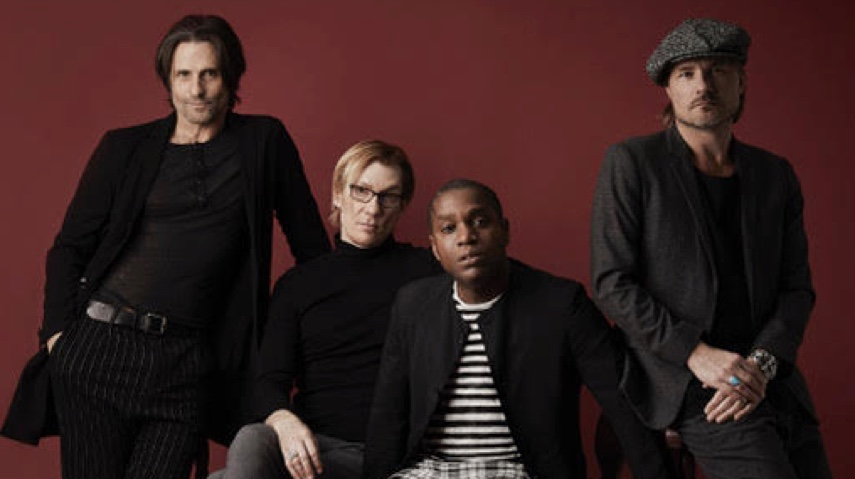 Paste Studio on the Road: Los Angeles 3/29 - Vintage Trouble, Night Beats, Scarypoolparty