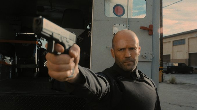 Guy Ritchie's <i>Wrath of Man</i> Drops First Gun-Cocking, Door-Slamming, Car-Speeding Trailer