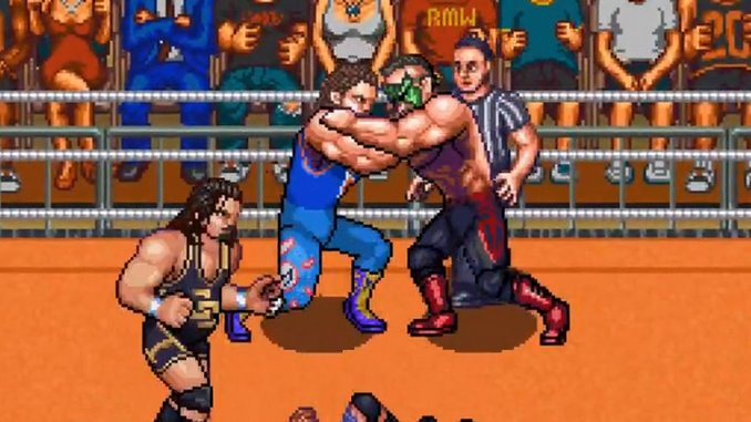 <i>RetroMania Wrestling</i> Gets Us Nostalgic for Wrestling&#8217;s Past--and Worried about Its Future