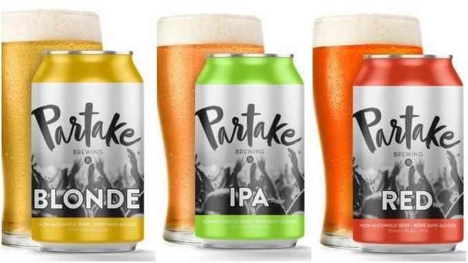 Tasting: 5 Non-Alcoholic (Extremely Low Calorie) Craft Beers from Partake Brewing