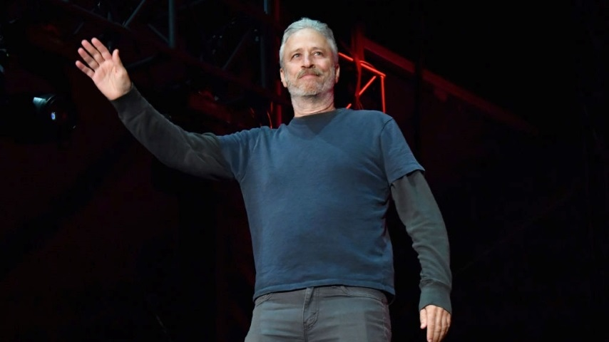 Jon Stewart Returns to TV This Fall with a New Apple TV+ Show