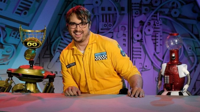 """<i>MST3K</i> Launches New Kickstarter Campaign to Fund Self-Produced Episodes, """"Gizmoplex"""" Virtual Theater"""