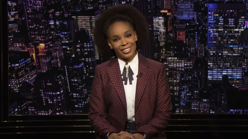 Here's a Supercut of <i>The Amber Ruffin Show</i>'s Best Lullabies