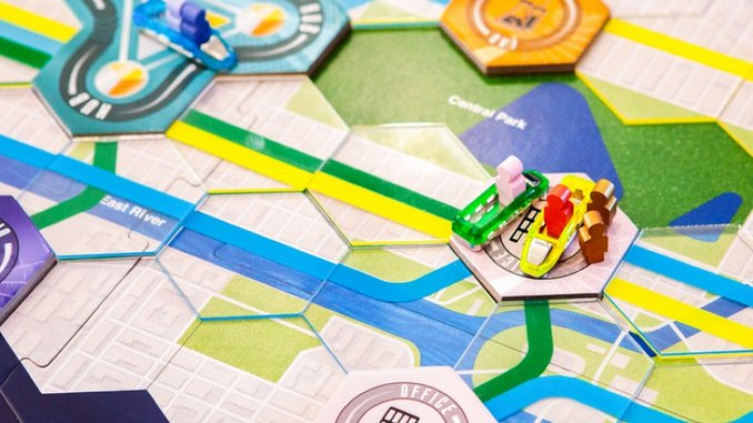 The Great <i>Maglev Metro</i> Isn't Just Another Train Game