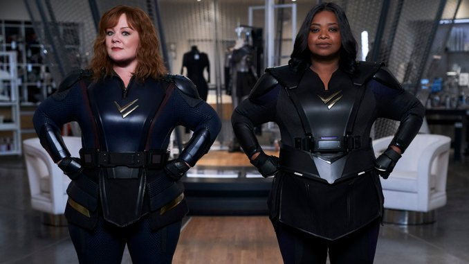 <I>Thunder Force</I>'s Lame Superhero Comedy Continues Ben Falcone and Melissa McCarthy's Losing Streak