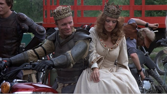 In <i>Knightriders</i>, George Romero Made His Own Camelot